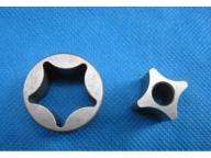 rotor made by powder metallurgy 304/316/410/430/Fe-Cu/Cu/Fe
