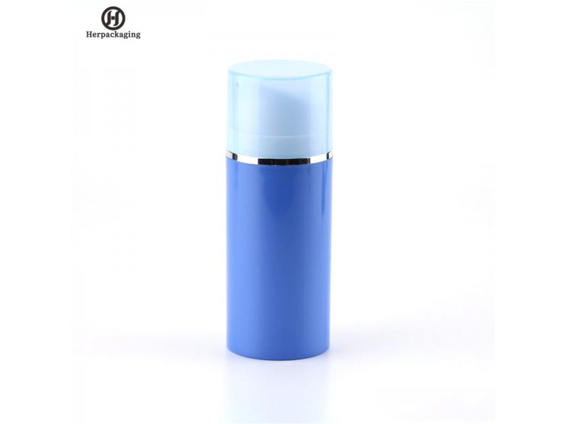 HXL425 Empty Acrylic airless cream and Lotion Bottle cosmetic packaging skin care container