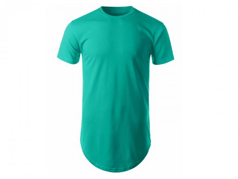 Men's summber hot sale solid cheap t-shirt