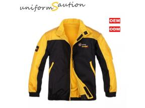 Custom windbreaker jacket for CALTEX