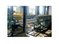 High quality plastic PVC/UPVC electric wire conduit water supply and drainage pipe extrusion line ma