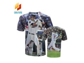 sublimation transfer paper for sportswear