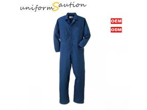 Custom cotton workwear coverall uniforms