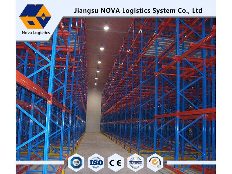 CE Warehouse Heavy-duty Pallet Racking