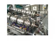 PVC fiber reinforced hose pipe garden hose pipe making machine extrusion line