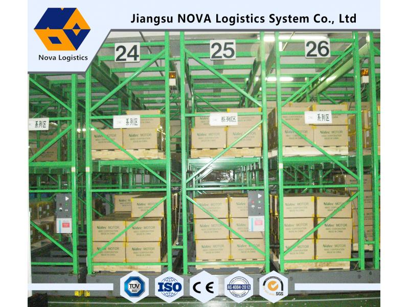 Movable  Racks from Jiangsu Nanjing NOVA