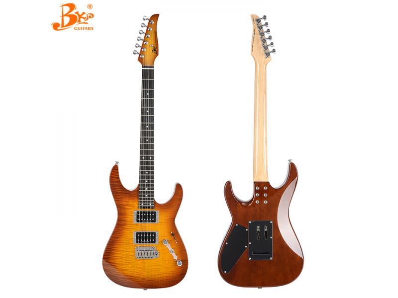 China Black pearl guitars TM-280 model new beginner electric guitar
