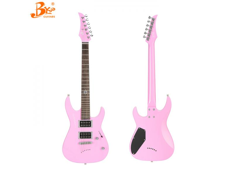 china Black pearl guitars child mini style BP-polestar colorful electric guitar