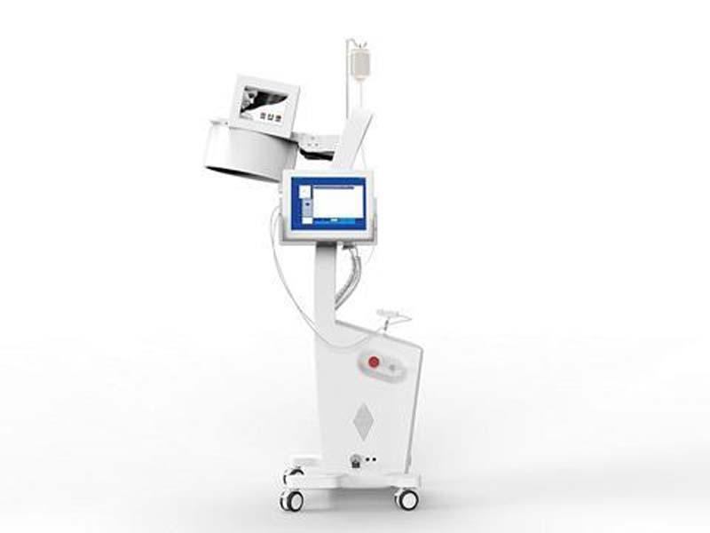 Laser Integrated Hair Regrowing Machine with Hair Diagnosis Analyzer