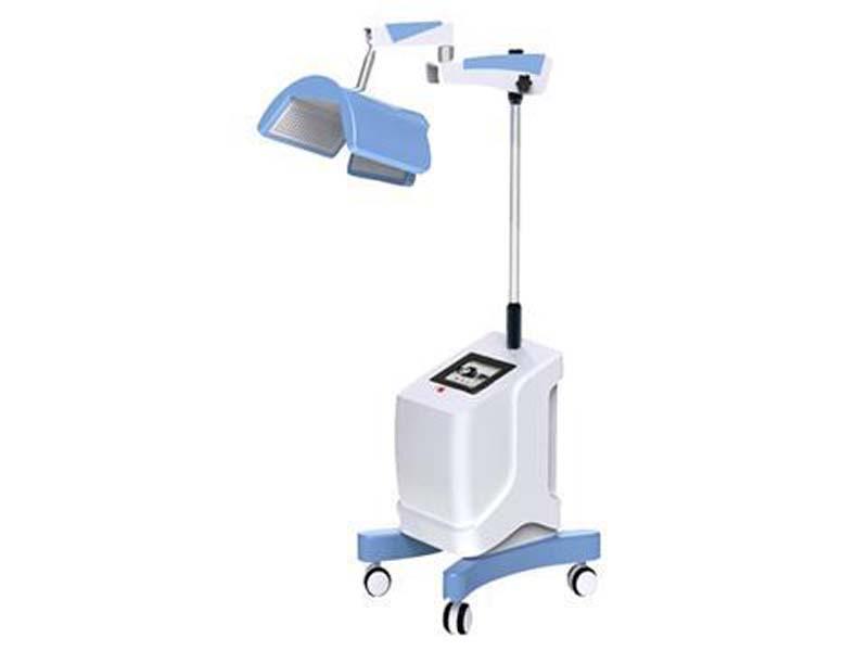 Diode Laser + IR(Infrared) Laser Hair Lose Treatment Machine