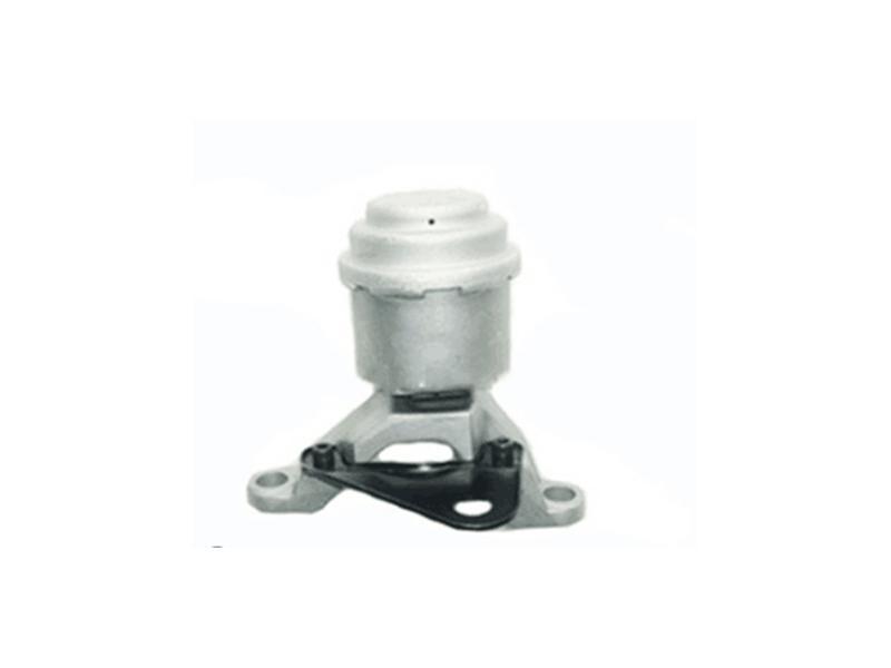 Hydraulic suspension engine bracket