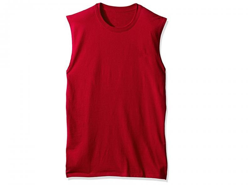 Men's sleeveless Gym sport cheap tank top