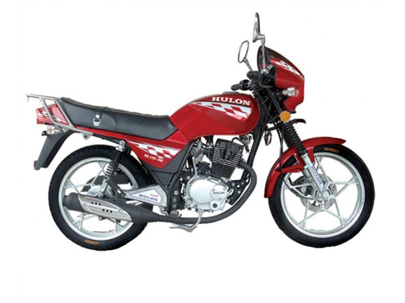 Petrol Motorcycle