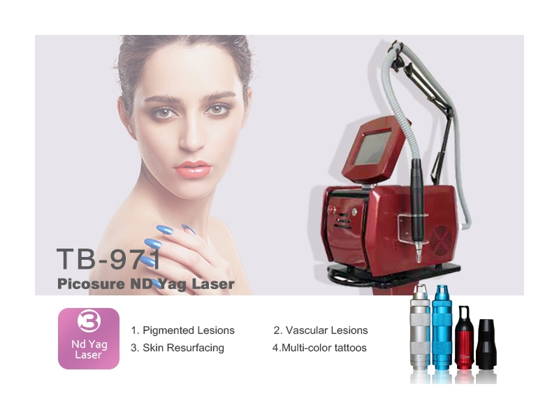 Picotech 755nm tattoo removal equipment professional laser machine china laser for sale