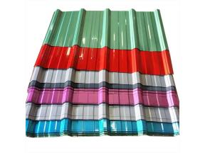 PPGI roofing tiles Color Roofing Steel Sheet/pre-coating Corrugated Steel Sheet/roof tile