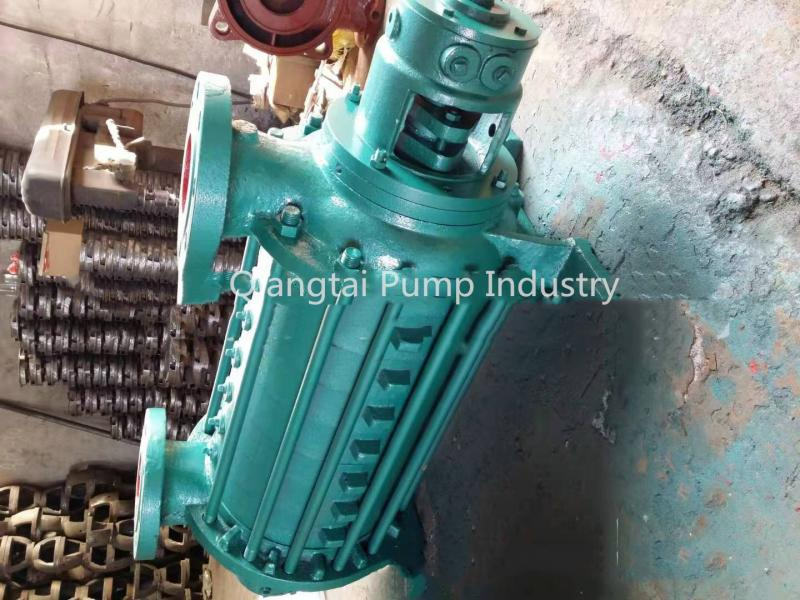 DG85-80X10 boiler feed pump high-pressure booster pump manufacturer spot