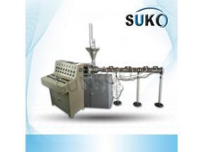 Polymer Ptfe UHMWPE Rod Extruder Machine
