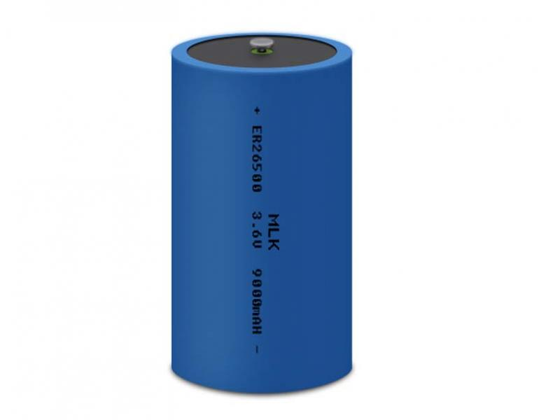 Large capacity column 18650 battery