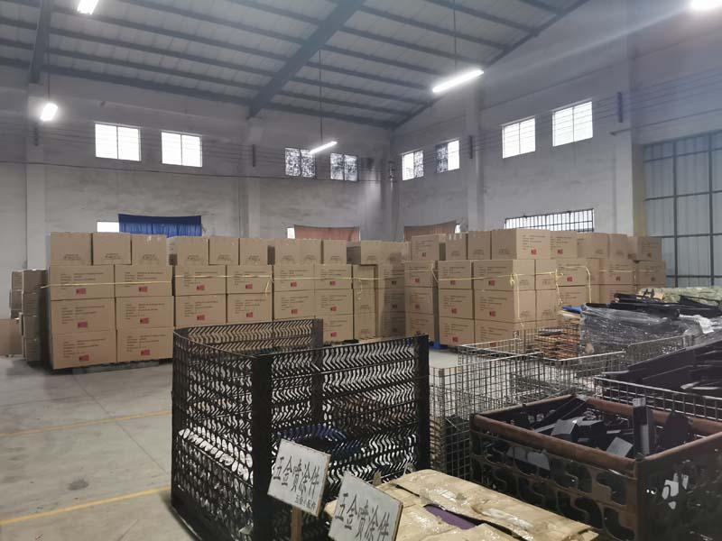 Foshan Mingren Chair Industry Co., Ltd.