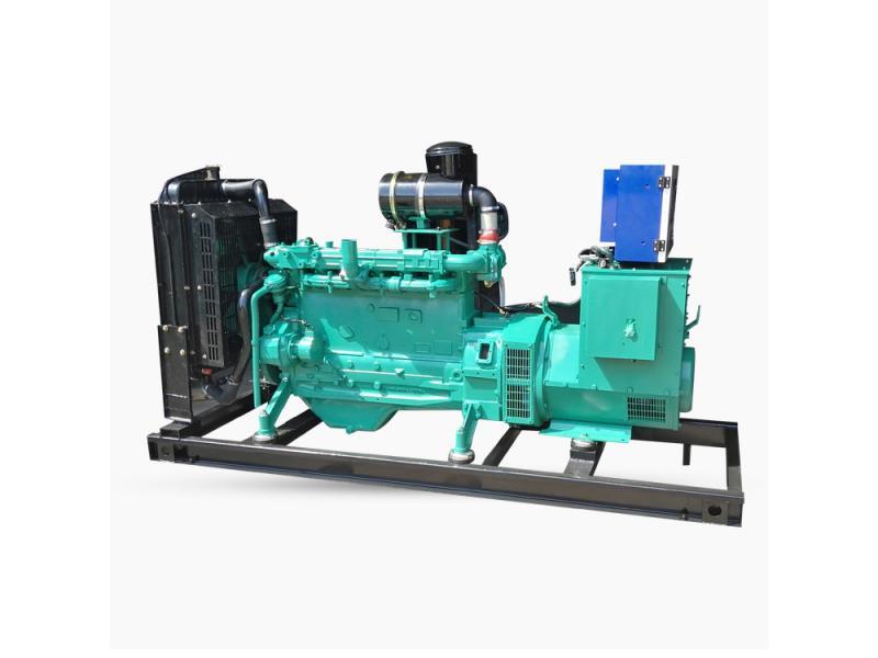 Breeding diesel generator set