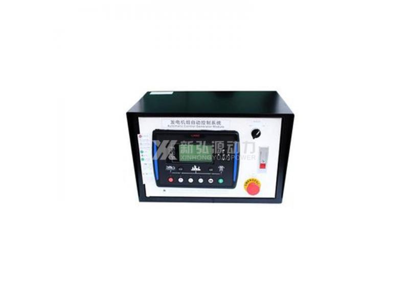 Automated control box
