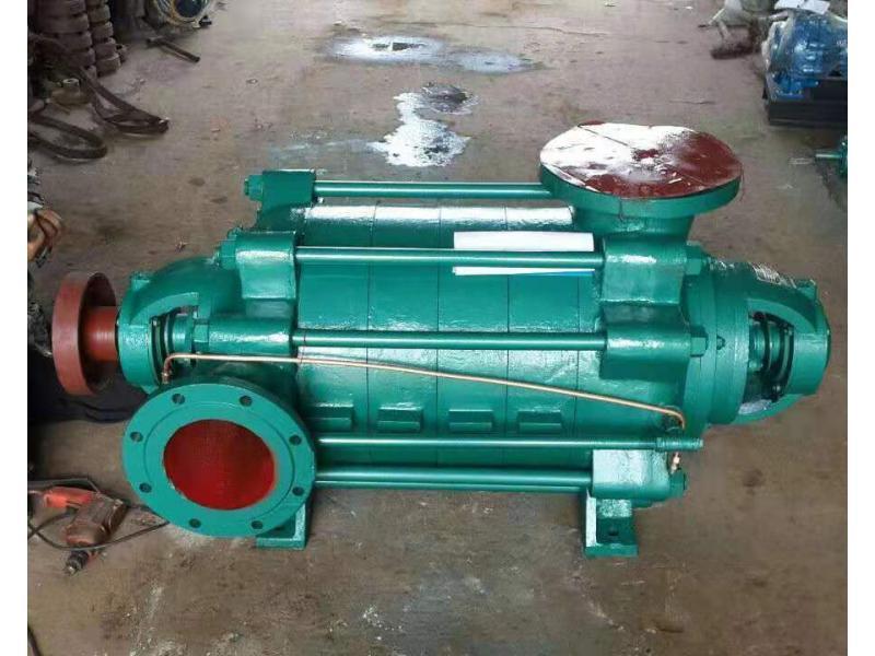 Multi-stage pump factory direct high-efficiency wear-resistant clean water pump