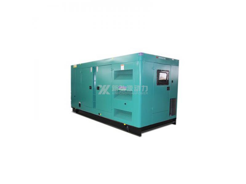 Yuchai 400KW silent unit