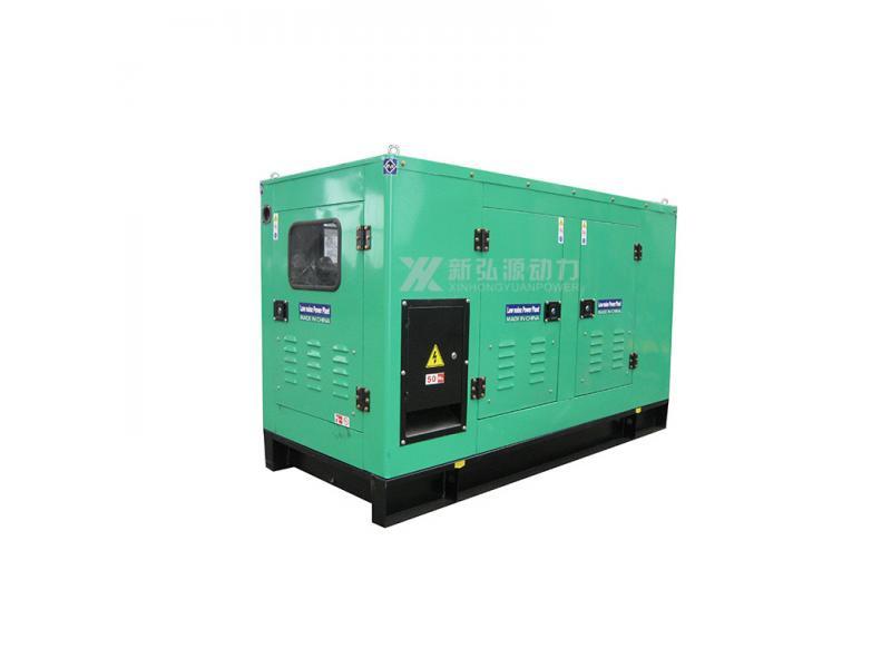Weichai 200KW silent box
