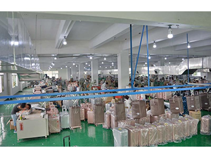 Dongguan Smarter Luggage Bag Co., Ltd.