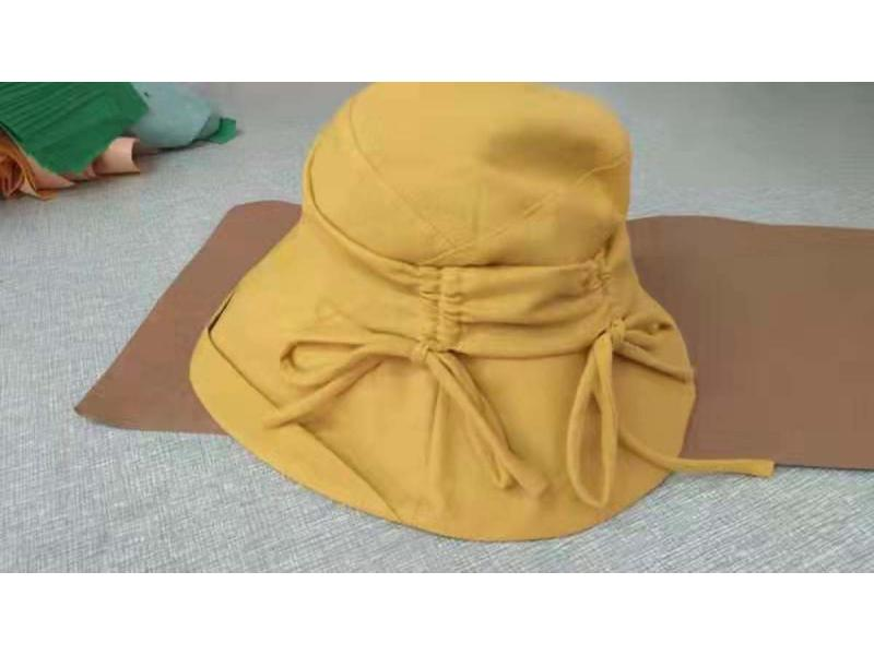 Basin cap fisherman hat