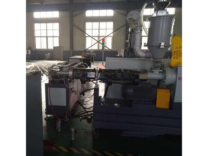 MMP double wall corrugated pipe machinery
