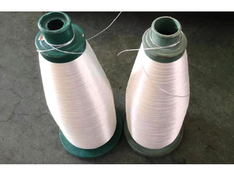 Electronic and industrial spun yarn