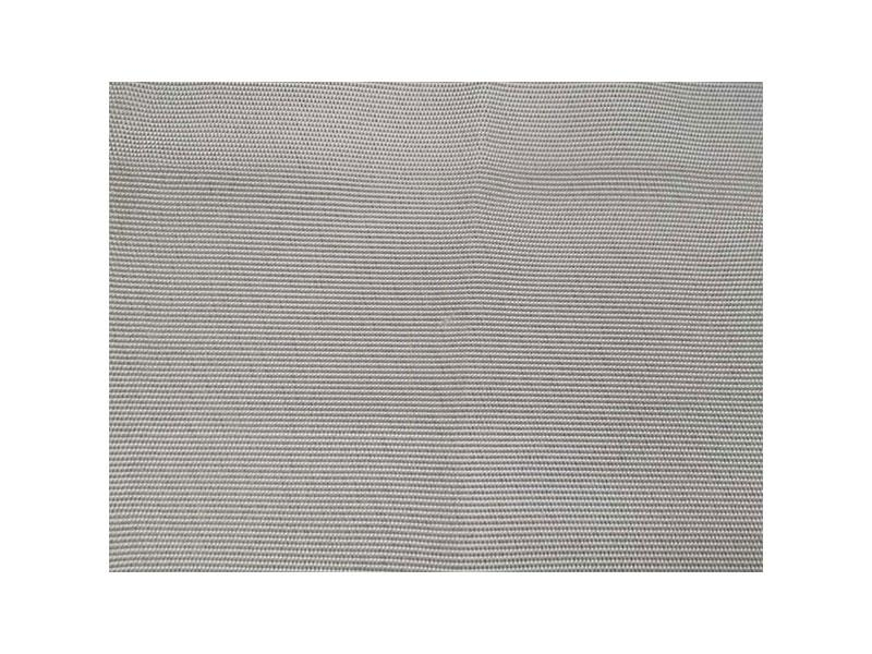Steel fiberglass blended fabric