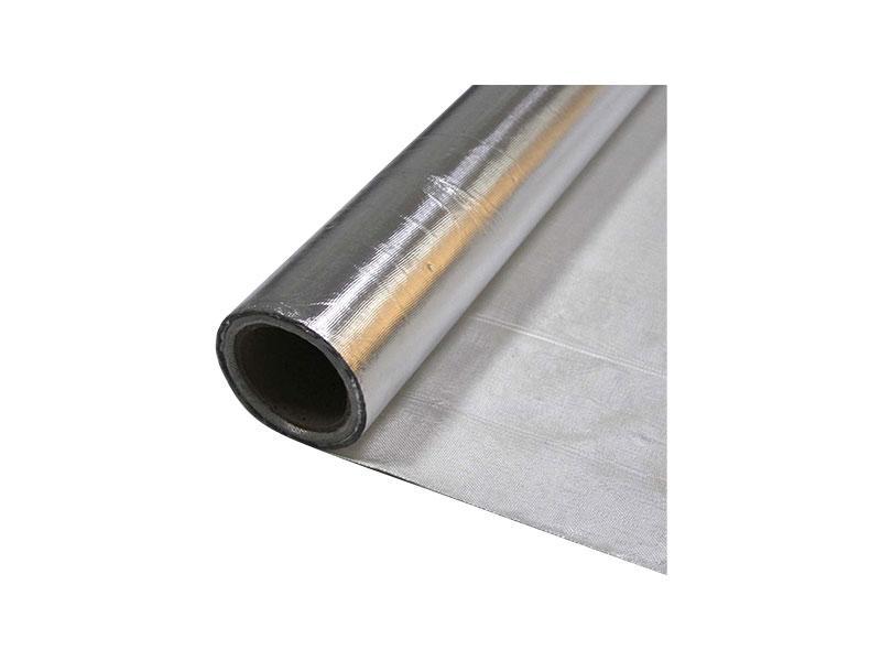 Aluminum foil fiberglass composite cloth