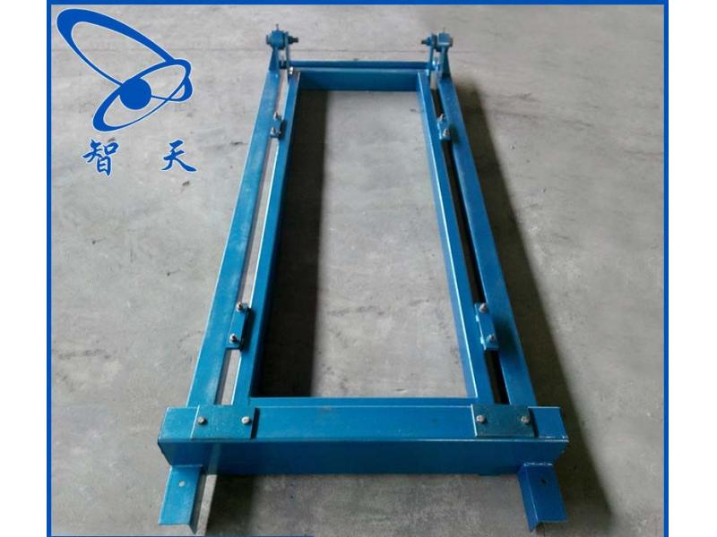 Speed electronic belt scale High precision belt scale