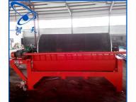 Magnetic separation equipment Semi-countercurrent permanent magnetic cylinder magnetic separator