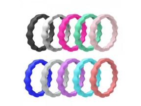 Couple silicone ring