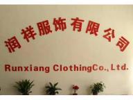 Nanyang Runxiang Apparel Co.,ltd