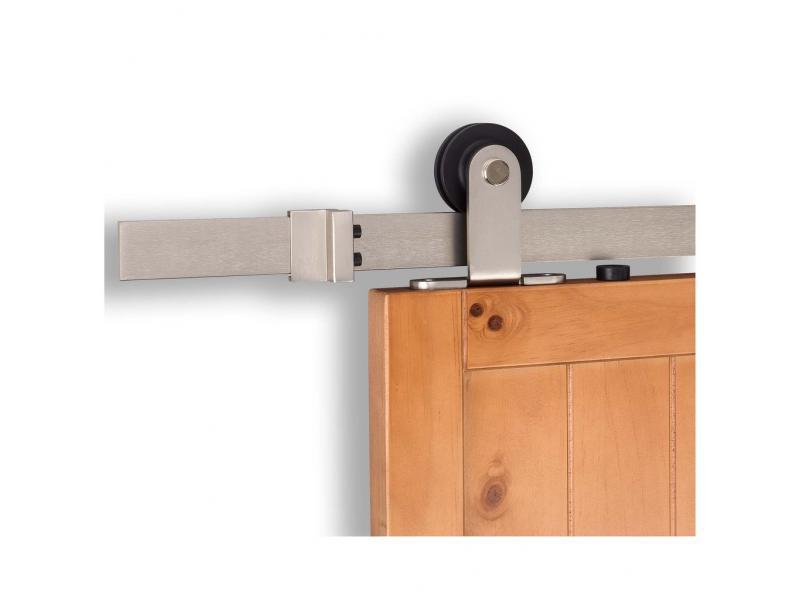 Classic Style J-Shape Barn Door Hardware