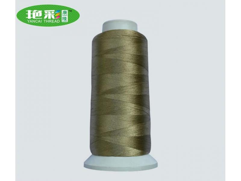 108D double-strand computer embroidery bright embroidery thread polyester embroidery thread