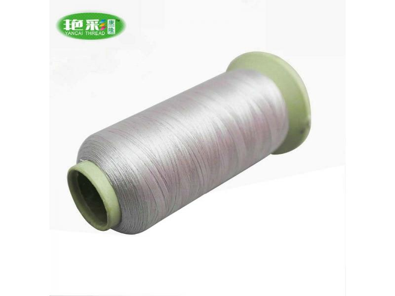 Sewing machine embroidery thread Colored rayon polyester thread