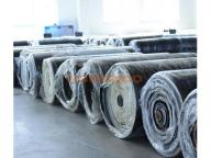 Rubber airbag cloth