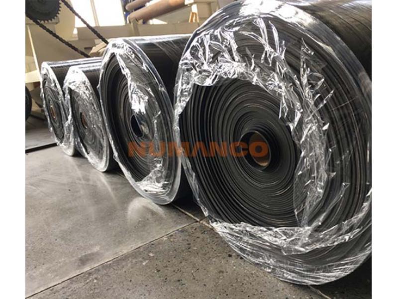 Rubber waterproofing membrane