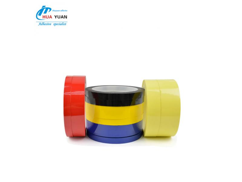 33m metallized Wrapping industry acrylic adhesive electrical polyester clear mylar tape
