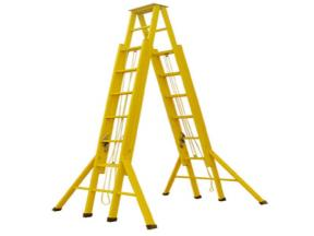 Electrician electric insulation ladder ladder ladder straight ladder telescopic ladder fish ladder