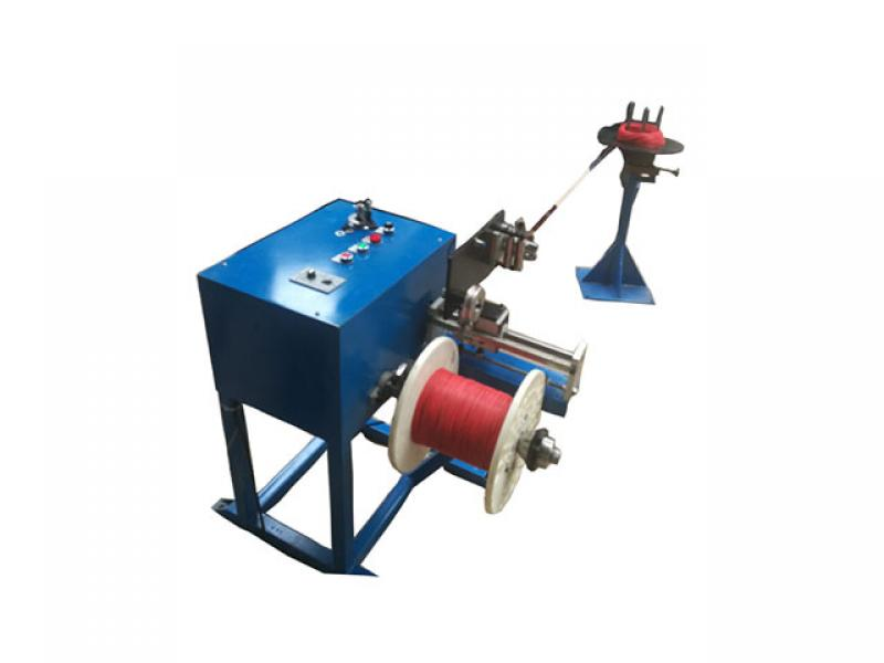 Shanghai high quality cable winding machine wire coil rewinding equipment