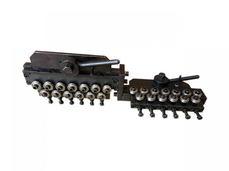 0.5-0.9mm rotary wire straightener steel plate straightening machine