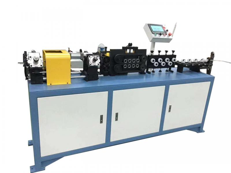 Copper pipe and tube straightening and cutting machine Qipang chip-less cutting machine QP12.5mm