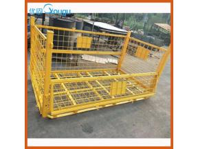 Wire Mesh Container Pallet Cages For Cargo and Storage