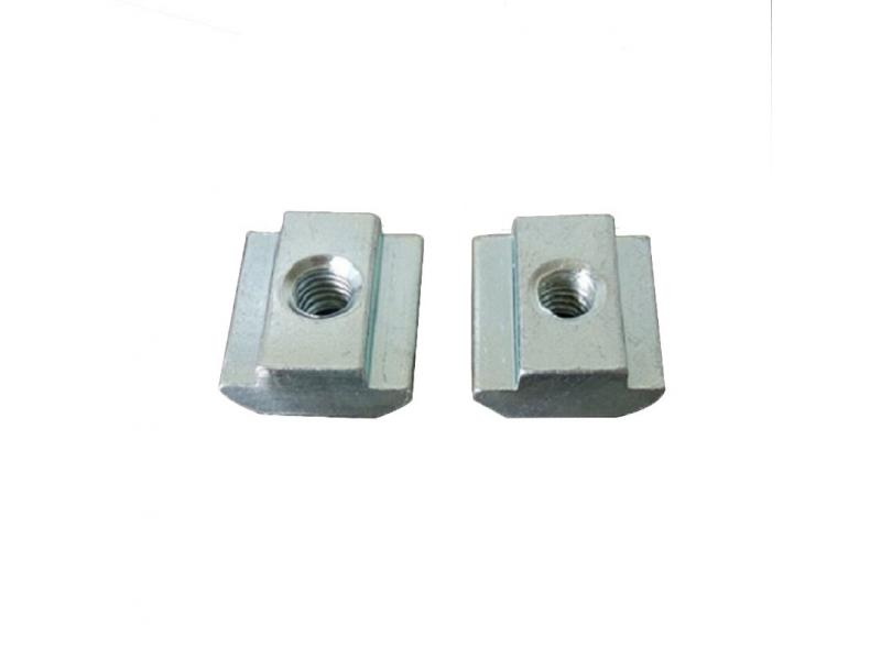 Aluminum Profile Nut Slider Nut T Slot Nut For Aluminum Profiles
